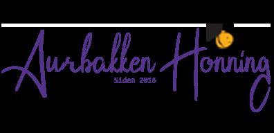 Aurbakken Honning Logo